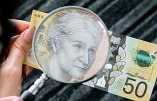Avustralya'nın yeni banknotunda yazım hatası...