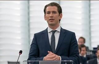 Avusturya'da Başbakan Kurz liderliğindeki hükümet...