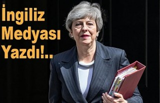 Başbakan Theresa May istifa edecek!