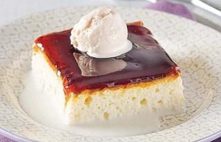 Bayramda sütlü tatlıları tercih edin