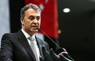 Beşiktaş, 5. Kez Fikret Orman'a Emanet