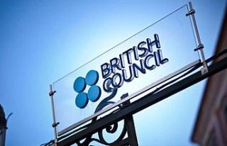 British Council çalışanına İngiltere'ye...