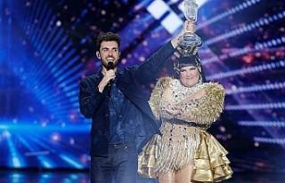 Eurovision şarkı yarışmasını 44 yıl aradan...