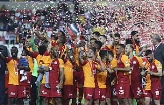 Galatasaray, 18. kez Türkiye Kupası şampiyonu