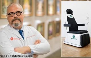 İdrar Kaçırma Kabusuna 'Manyetik Sandalye'...