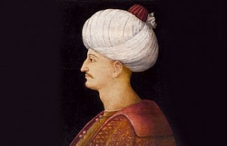 Kanuni Sultan Süleyman Portresine Londra'da...