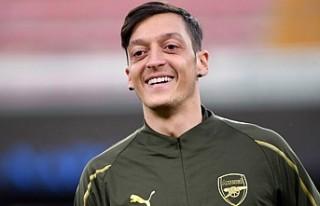 Mesut Özil kararını verdi