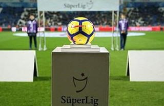 Süper Lig'de yeni sezon 16 Ağustos'ta...