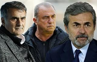 Süper Lig'in en çok konuşulan teknik direktörleri
