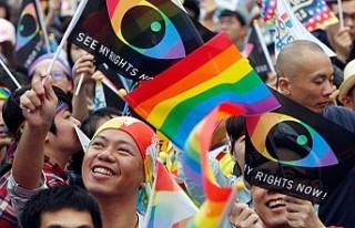 Tayvan eşcinsel evliliği yasallaştıran ilk Asya...