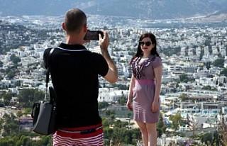 Turistler Konuştu: Türkiye çok güzel, nefes kesici...