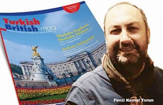 'Turkish British' Dergisi yayın hayatına...