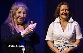 'Uçan Süpürge ' Ödülleri Sahiplerini...