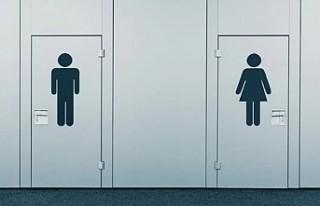 Uzmanlar bir erkek tuvaletine karşılık iki kadın...