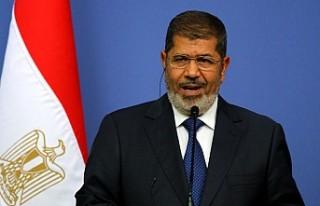 Avrupa Mursi'nin vefatına sessiz kaldı