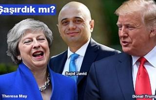 Başbakan, Müslüman Bakanı Trump Onuruna Verilen...