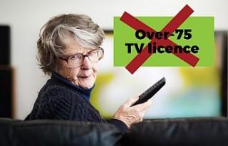BBC'nin yaşlılardan da 'TV licence' ücreti...