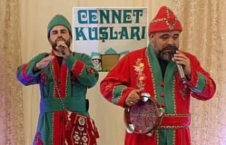 'Cennet Kuşları' Sertifika Töreninde Hacıvat...
