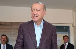 Cumhurbaşkanı Erdoğan'dan Ekrem İmamoğlu'na...