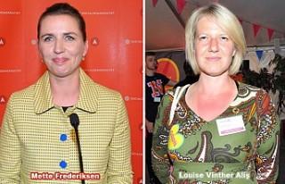 Danimarka'da seçimin galibi sol partiler