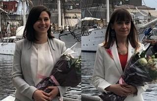 Denizcilikte '10 Başarılı Kadın' listesinde...