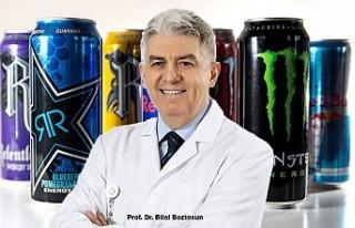 Enerji içeceklerinde ani ölüm riski!