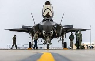 İngiliz F-35'leri Suriye ve Irak'ta göreve...