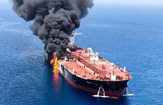 Japon tankerlerine saldırıda yeni iddia!