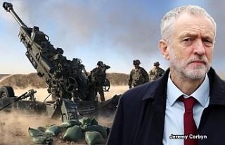 Jeremy Corbyn'den Silah Satış Yasağına Destek...