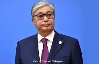 Kazakistan'da Kasım Cömert Tokayev Cumhurbaşkanı...