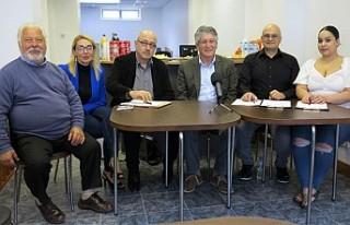 Kıbrıs Türk Toplum Merkezi, Londra'da 'Sağlık'...