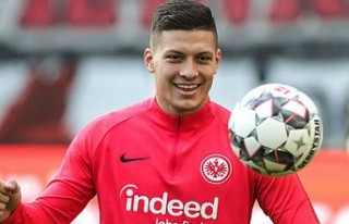 Luka Jovic, Real Madrid'e transfer oldu