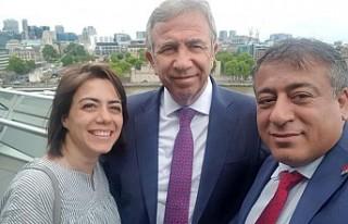 Mansur Yavaş Londra'yı Ziyaret Ediyor