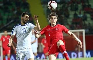 Milliler Kazandı: Türkiye: 2 - Özbekistan: 0