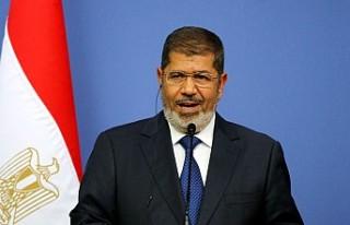 Mısır'ın seçilmiş ilk Cumhurbaşkanı Muhammed...