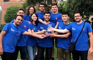NASA'nın uydu yarışmasına Türk üniversiteleri...