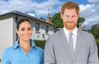 Prens Harry ve Meghan Markle'ın Halka Faturası...