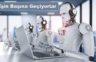 Robotlar, 20 milyon kişinin işini elinden alacak
