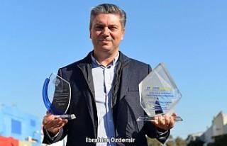 Türk şirketi çifte ödül kazandı