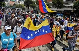 Ülkesini terk eden Venezuelalıların sayısı 4...