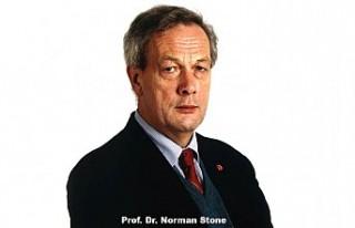 Ünlü tarihçi Prof. Dr. Norman Stone hayatını...
