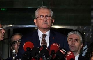 YSK Başkanı Sadi Güven'den İstanbul seçimi...