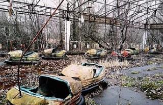 Çernobil'deki 'radyasyon' riskine...