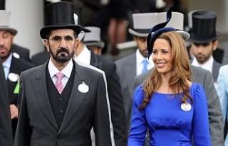 Dubai Emiri'nin Londra'ya kaçan eşine...