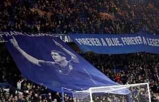Frank Lampard Chelsea'ye menajer olarak döndü