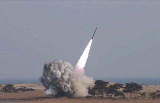 Kuzey Kore 'farklı tipte' iki balistik...