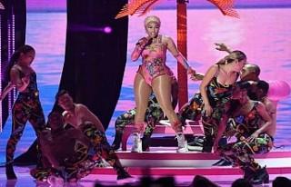 Nicki Minaj'ın Suudi Arabistan konseri sosyal...