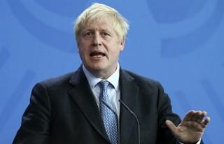 Boris Johnson'a 'Brexit'i sordular!