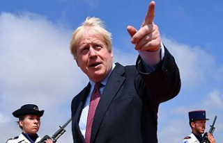 """Boris Johnson'dan Brexit anlaşması için """"iyimser""""..."""