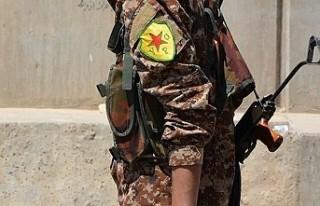 Fransa'dan sonra İngiltere de YPG/PKK için...